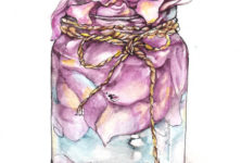Julie Kwak watercolor